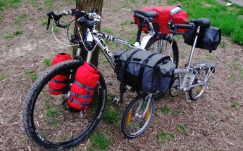 dragonfly bikepacking system