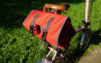 dragonfly medium transverse saddlebag